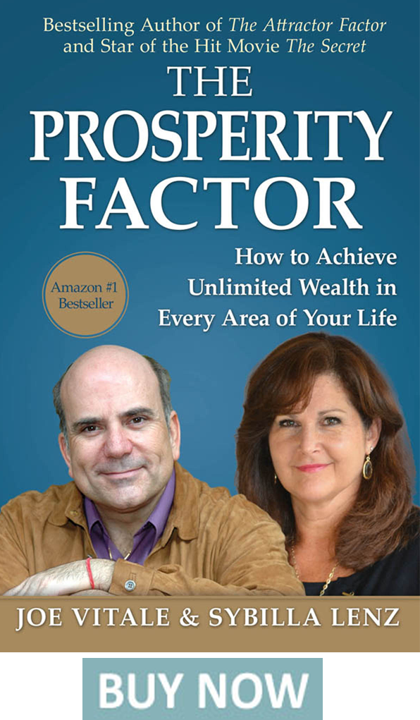 The Prosperity Factor by Joe Vitale and Sybilla Lenz